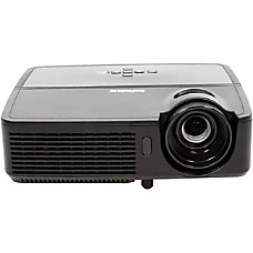 InFocus IN2124a 3D Ready DLP Projector