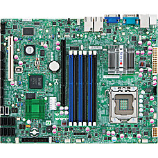Supermicro X8STi Server Motherboard Intel X58
