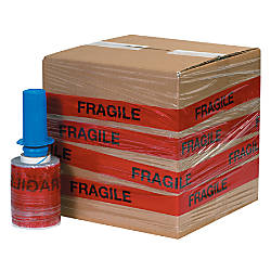 GoodWrappers Preprinted Identiwrap Stretch Film Fragile