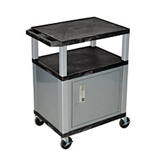 H Wilson Tuffy Utility Cart With
