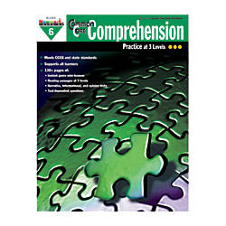 Newmark Learning Common Core Comprehension Grade