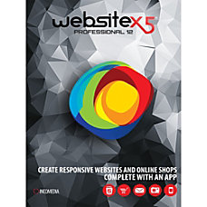 WebSite X5 Professional 12 Download Version