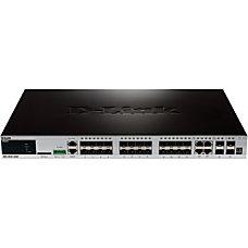 D Link xStack DGS 3620 28SC
