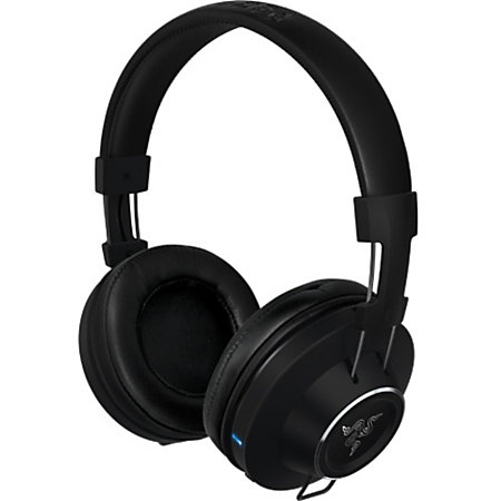 razer adaro wireless bluetooth headphone by office depot officemax. Black Bedroom Furniture Sets. Home Design Ideas