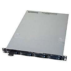 Chenbro 1U Entry Storage Server Chassis