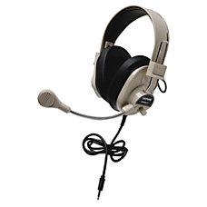Califone 3066Avt Deluxe Stereo Headset Mic