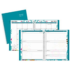 AT A GLANCE WeeklyMonthly Appointment Book