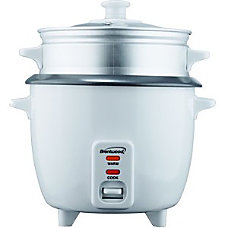 Brentwood 8 Cup Rice Cooker with