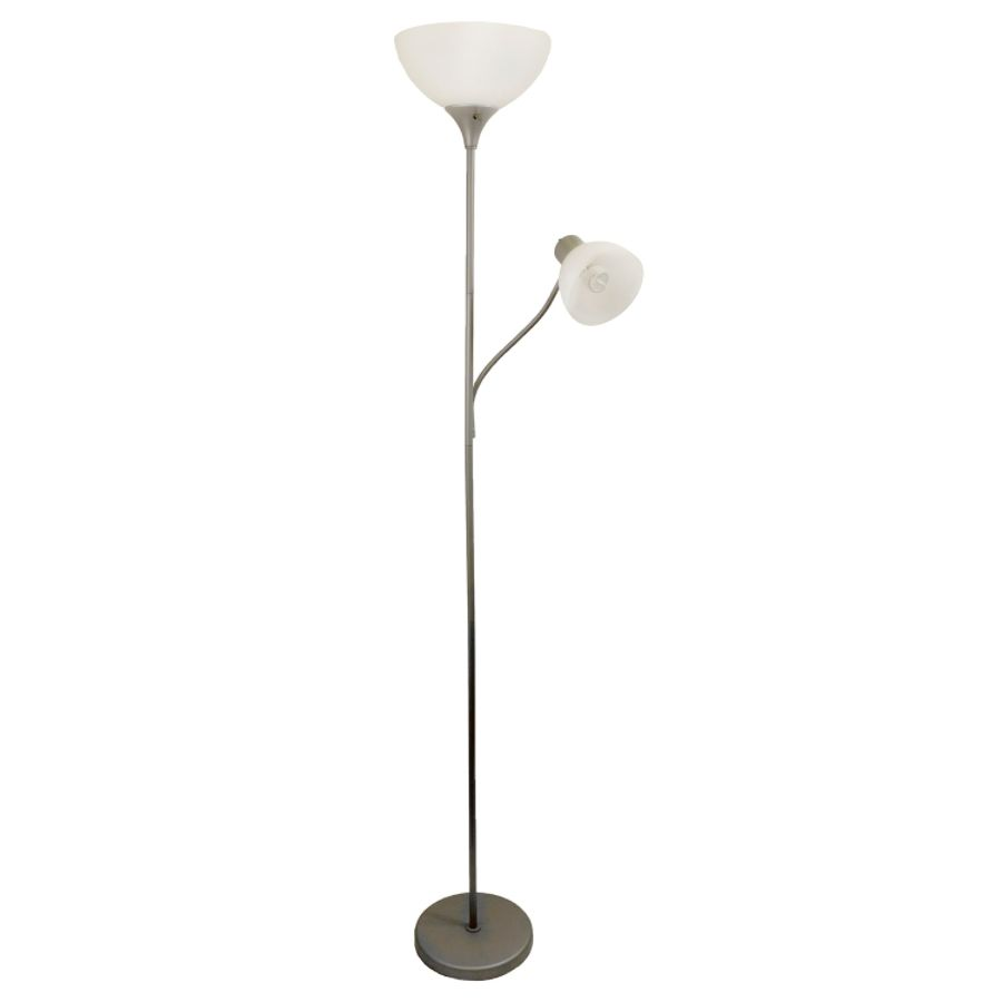 Floor Lamp For Office: Simple Designs Floor Lamp With Reading,Lighting