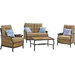 Hanover Hudson Square 4 Piece Seating