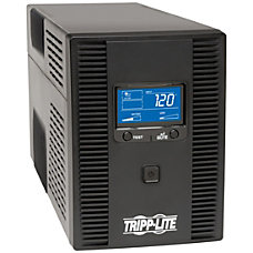 Tripp Lite SMART1500LCDT 1500VA UPS Smart