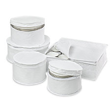 Honey Can Do 5 Piece Dinnerware