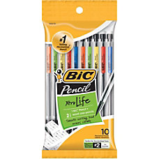 BIC Xtra Life Mechanical Pencils Medium