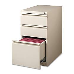 Lorell Mobile File Pedestal 15 x