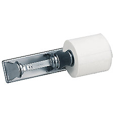 San Jamar Locking Bathroom Tissue Dispenser