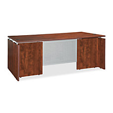 Lorell Ascent Rectangular Executive Desk 661