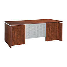 Lorell Ascent Rectangular Executive Desk 59