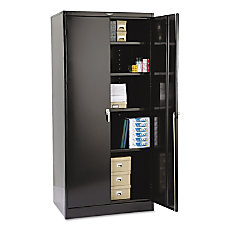 Tennsco Deluxe Steel Storage Cabinet 4