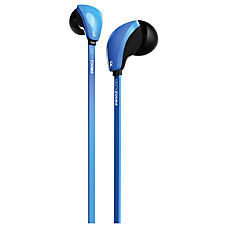 ifrogz Coda Buds With Mic Blue