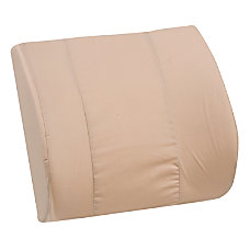 DMI Lumbar Back Support Foam Cushion