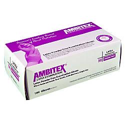 Tradex International Powder Free Latex Exam