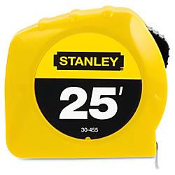 Stanley Bostitch Thumb Latch Lock Measuring