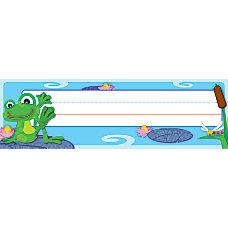 Carson Dellosa Quick Stick FUNky Frogs