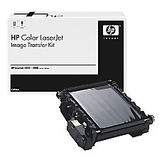 HP Color LaserJet Q7504A Image Transfer