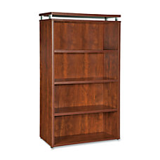 Lorell Ascent Bookcase 36 x 125