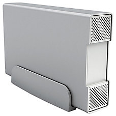 Macally Aluminum Enclosure For 35 SATA