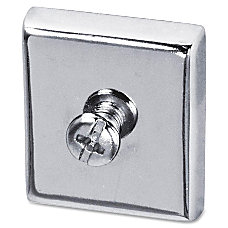 Lorell Large Heavy Duty Cubicle Magnets