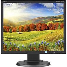 NEC Display MultiSync EA193MI BK 19