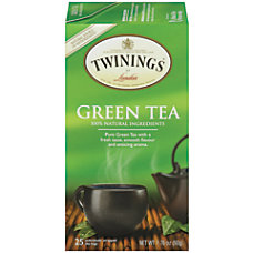 Twinings Green Tea 2 Oz Pack