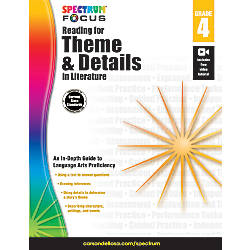 Spectrum Reading For Theme And Details
