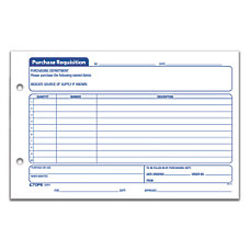 Office Depot Brand Purchase Requisition Forms