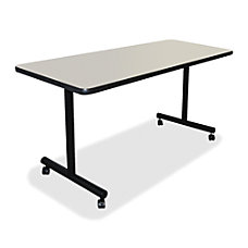Lorell Rectangular Training Table Top 1