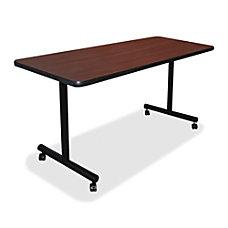 Lorell Rectangular Training Table Top 1