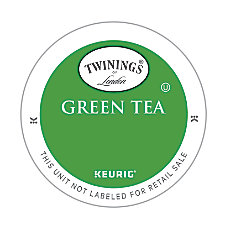 Twinings Green Tea K Cup Pods