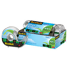 Scotch 55percent Recycled Magic Greener Tape
