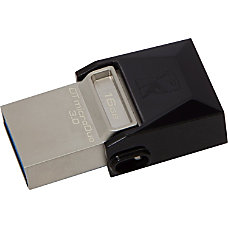 Kingston 16GB DataTraveler microDuo USB 30