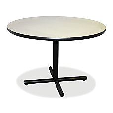 Lorell Hospitality Breakroom Table Top Round