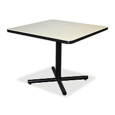Lorell Hospitality Breakroom Table Top Square