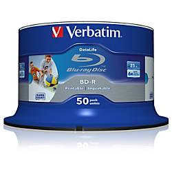 Verbatim BD R 25GB 6X Shiny