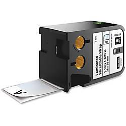 Dymo Dymo XTL Laminated WireCable Wrap