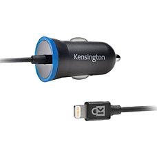 Kensington PowerBolt 24 Car Charger Black