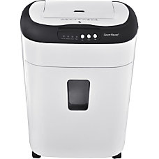 GearHead 60 Sheet Micro Cut Shredder