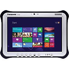 Panasonic Toughpad FZ G1AAHJB1M Tablet PC