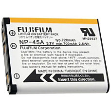 Fujifilm NP 45A Digital Camera Battery