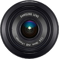 Samsung 16 mm f24 Ultra Wide