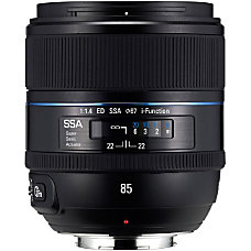 Samsung 85 mm f14 Fixed Focal
